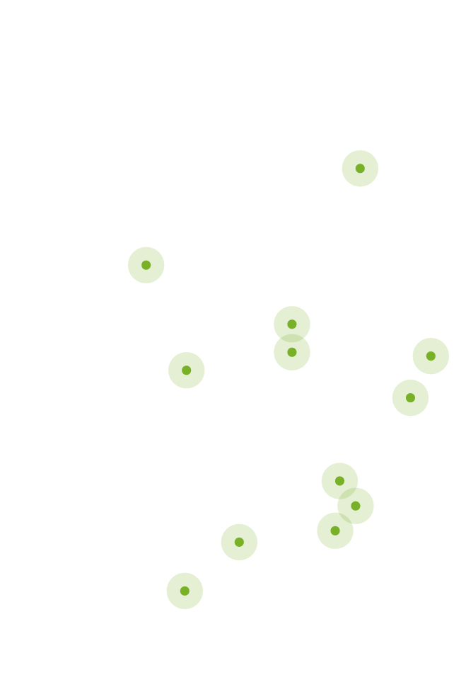 Map of Offshore Wind Farms in Scotland